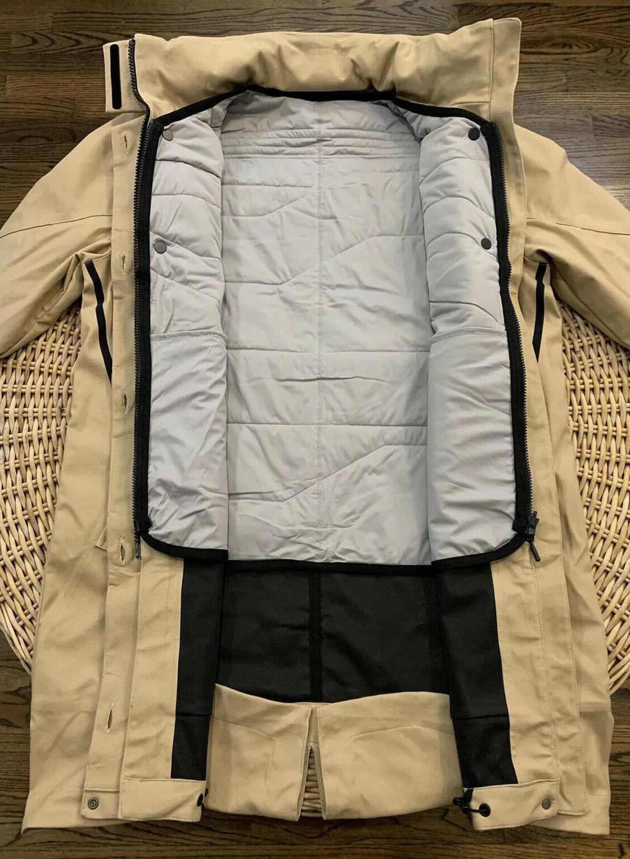 Under Armour UAS Washed Jacket Tan Large