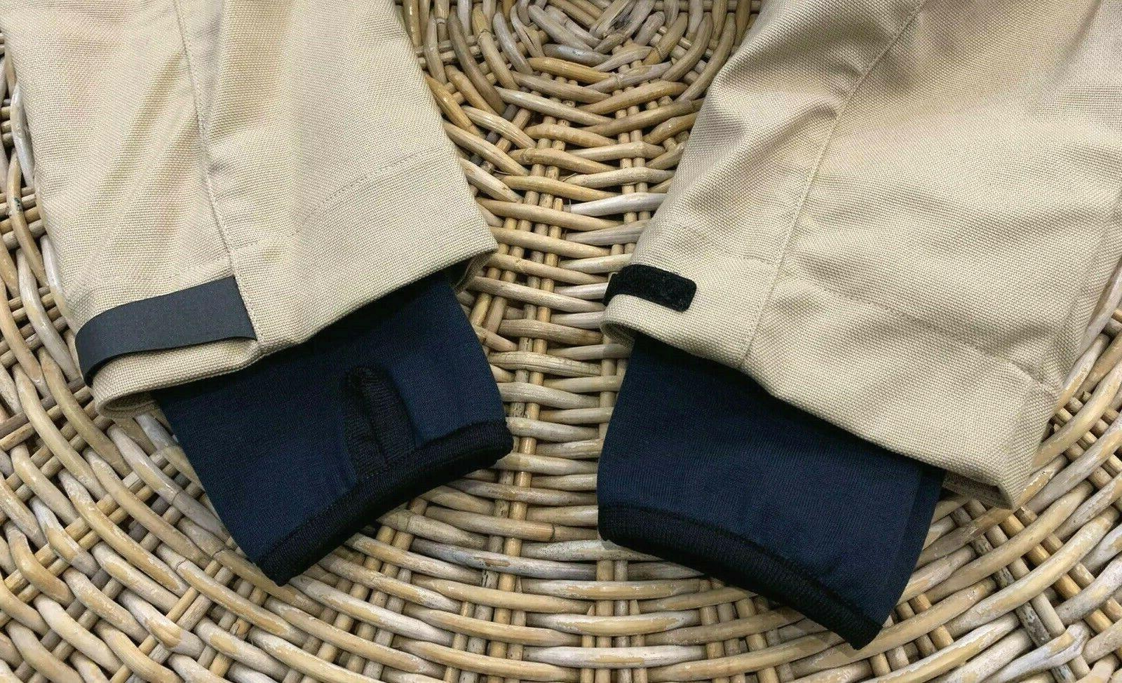 Under UAS Washed Canvas 3-in-1 Jacket Tan Large