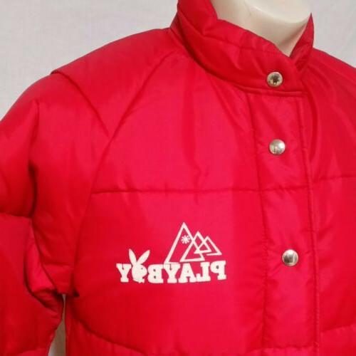 vtg magazine winter ski coat 70s jacket