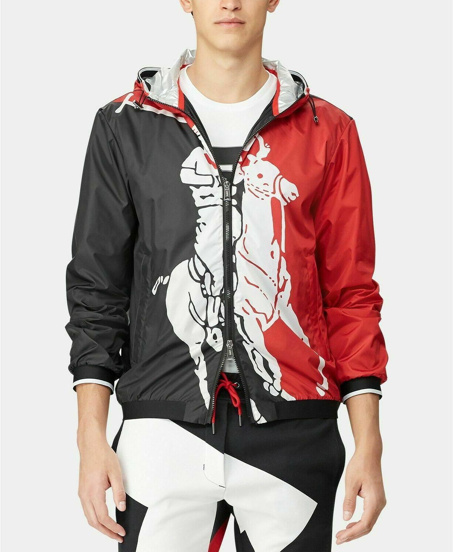 Polo Ralph Retro P-Wing Big Pony Windbreaker Jacket