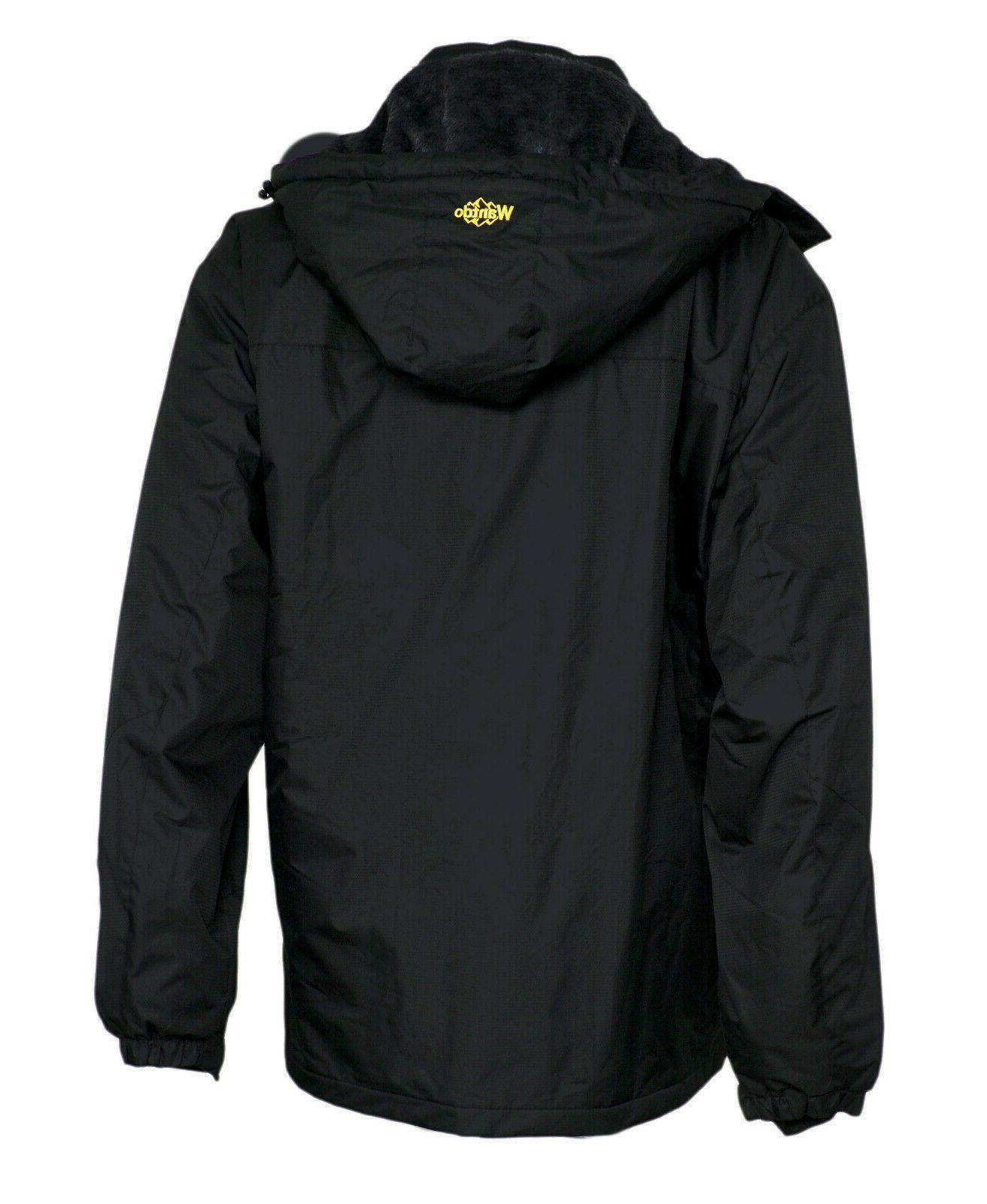 WANTDO Jacket Windproof
