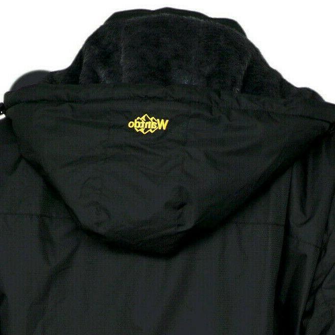 WANTDO Jacket Fleece Coat