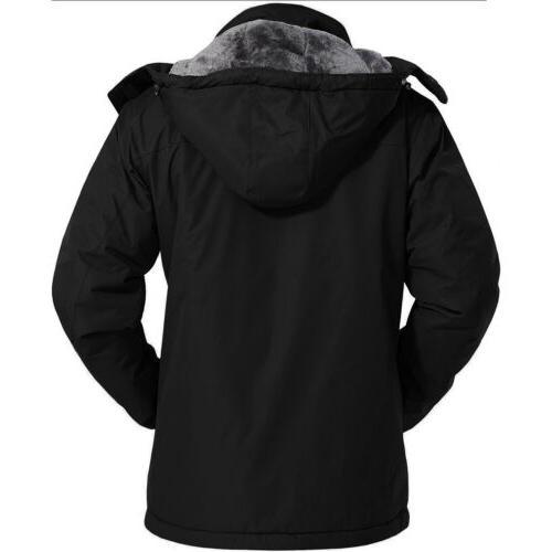 Waterproof Men's Winter Thermal Fleece