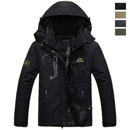 waterproof mountain ski jacket men s winter