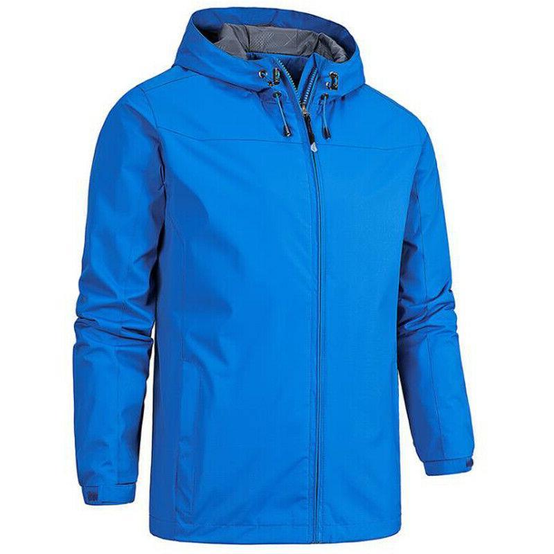 Winter Outdoor Hooded Jacket Outdoor