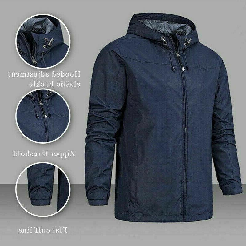 Winter Men's Outdoor Jacket Coat