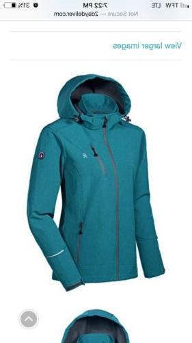 women s softshell jacket ski jacket