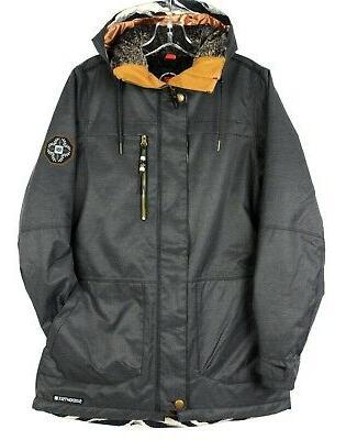 women s spirit insulated ski jacket l8w308