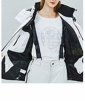 HSW Women Ski Girl Jacket Women Wint