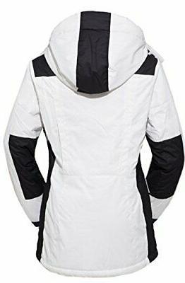 HSW Women Ski Jacket Girl Jacket for Wint