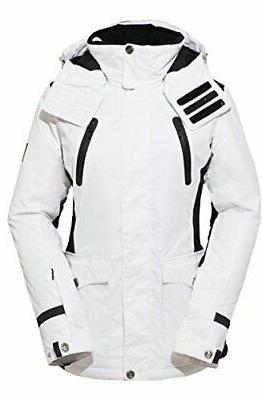 women ski jacket girl winter coat outdoor