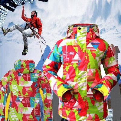 women waterproof windproof ski snowboard coat jacket