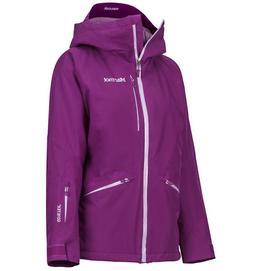 Marmot Lightray Women's Ski Jacket Purple Gore-Tex Insulated