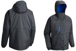 Columbia Men's Alpine Action Hooded Insulated Winter Ski Jac