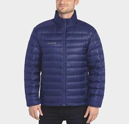 Marmot Men's Azos Down Jacket 700 Fill Navy Blue Size Medium