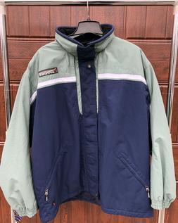 Spyder Men's Champion Insulated Ski Jacket 1204  MIS/NVY/WHT