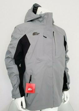 THE NORTH FACE Men's Cinder Triclimate 3-IN-1 Ski Jacket Gre