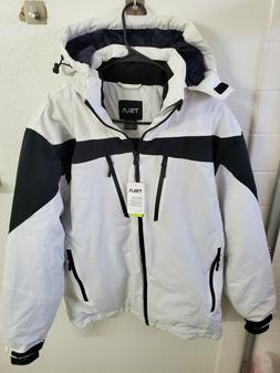 TSLA Men's Ski Jacket Hiking Waterproof Outdoors Windproof S