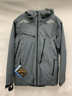 Mens Spyder Hokkaido GTX Ski Jacket 191006 Ebony Size XL