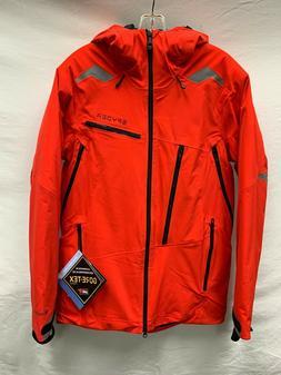 Mens Spyder Hokkaido GTX Ski Jacket 191006 Volcano Size S