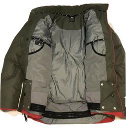 Adidas Mens  Parka Jacket Snow Ski Coat Duck Down / Feather