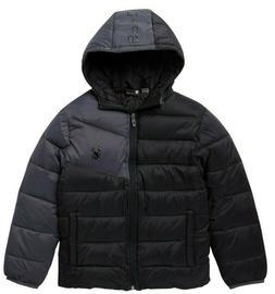 *NEW* Spyder Boy's Ace ThermalWEB Nylon Puffer Ski Jacket