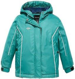 New Wantdo Boy's Waterproof Ski Fleece Jacket Windbreaker wi