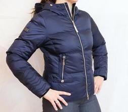 NEW BOGNER CORA-D DOWN JACKET Women's Navy Blue Puffy Ski Co