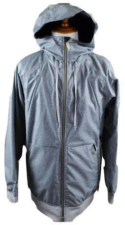 NEW Spyder Joody Shell Hooded Ski Jacket MENS LARGE TALL LT