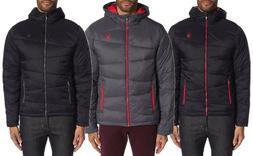 NEW Spyder Nexus Jacket Men's M-L-XL Black/Red/Blue/Polar Gr