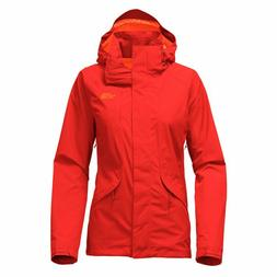 NEW SMALL WOMENS THE NORTH FACE BOUNDARY TRICLIMATE SKI WINT