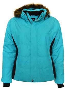 New Pulse Women's Plus 1X 2X 3X 4X 5X 6X Ski Coat Jacket Asp
