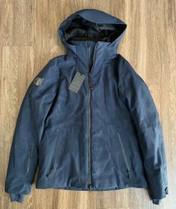 NWT Bogner Fire + Ice Women's Charlene Ski Jacket Blue Size