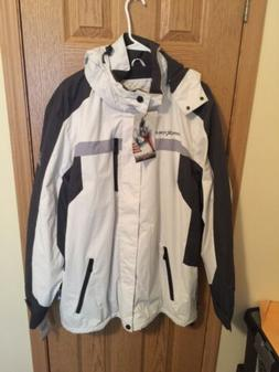 NWT MEN'S XLT BIG & TALL MULTI COLOR ZEROXPOSUR 100% POLYE