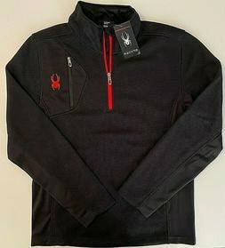 NWT Spyder Ski Snowboarding Jacket Pullover Sweater Fleece B