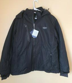 NWT - Wantdo Women's Waterproof Ski Fleece Jacket Windproof