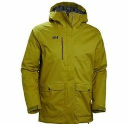 Helly Hansen Charger Men/'s Insulated Ski Jacket 65550//995 Graphite Blue NEW