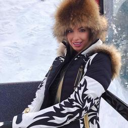 Bogner Paula  T insulation women's dark navy/ white ski jack