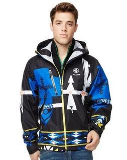 Polo Ralph Lauren RLX Aztec Southwest Waterproof Ski Jacket