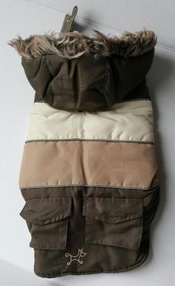 Reversible Dog Ski Jacket From New York Dog Signature Collec