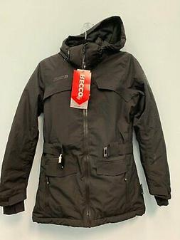 Mountain Warehouse Ski Jacket IsoDry Breathable Coat Belted
