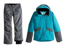 Obermeyer Ski Snowboard Suit Set Kenzie Jacket & Jessi Pants