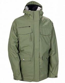 686 Smarty Command Insulated Jacket - Men's Army, S