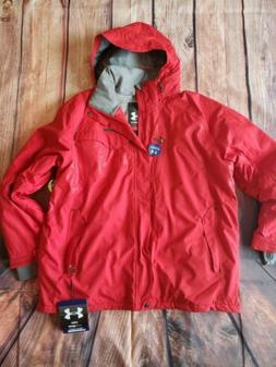 Under Armour Snowboard Rollin Jacket Mens 2XL Insulated Ski