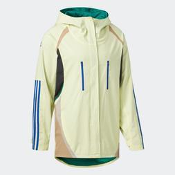 Adidas Snowboarding Alltimers Yellow Jacket Size XL EC3311 $