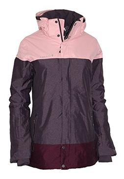 Columbia Women's Snowshoe Mountain Omni Heat Waterproof Hood