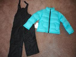 Snowsuits Snow Ski Bibs Coats Puffer Jackets Girls Outerwear