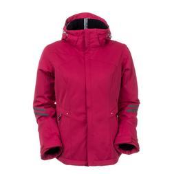 Obermeyer Sochi Insulated Ski Jacket  - Red
