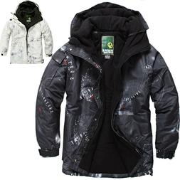 SOUTH PLAY Good Quality Ski Snowboard Jacket Jumper Parka Co