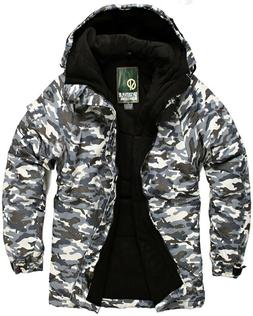 SOUTH PLAY Mens Good Quality Ski Snowboard Jacket Jumper Par